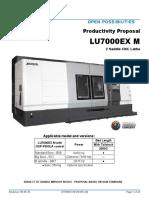 LU7000EX M Proposal