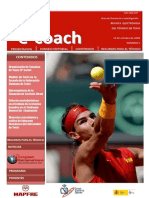 Revista sobre tenis