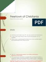Freetown of Christiania