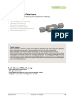 SLF3S-1300F Liquid Flow Sensor