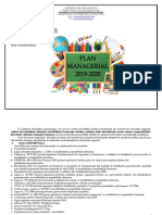 Plan Managerial 2019 2020