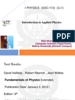L01_Introduction to Applied Physics.pptx