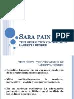 Test de Bender Por Sara Pain