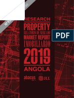 2019 Relatório Do Mercado Imobiliário de Angola - Property Market Report Angola 2019