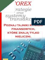 Forex 3 Strategie i Systemy Transakcyjne