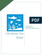 LIFE BELOW THE WATER PAPER.docx