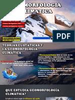 GEOMORFOLOGIA CLIMATICA