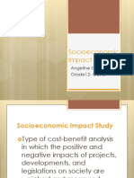 Socioeconomic Impact Study