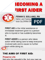 FIRST AID CDRRMO 2019.pptx