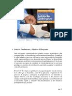Proyeccion Academica Asistente Quirurgico 2017