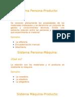 Sistema Persona
