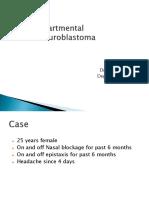 Esthesioneuroblastoma(1)
