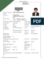 MAT Application Form (May 2017)