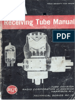 RCA Receiving Tube Manual [RC-18 1956]