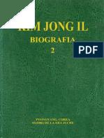 Kim Jong Il Biografia 2