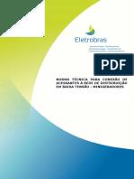Norma Conexão de Acessantes à Rede de Distribuição Em MT Minigeradores MANAUS