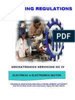 TR-Mechatronics Servicing NC IV