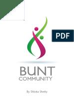Bunt Community
