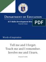 Action Plan 3 ICT Development 2015.16draft