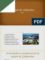 Region de Valparaiso II