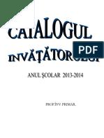 Catalogul Inv.iiv 20132014