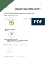 TEMA Estuctura Del Átomo y Tabla Periódica