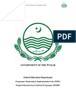Punjab ECE Policy 2017