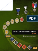 Guide to Advancement 2019