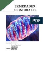 tp mitocondriales