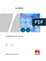 HUAWEI E3372 LTE USB Stick Product Description-(V100R001_02,English)