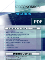 Inflation in PNG- Group 9