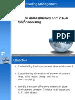 4.4Store Atmospherics and Visual Merchandising
