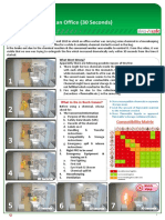 Case Study Chemical Fire