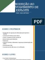 Introdução Ao Desenvolvimento de Exploits