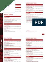 Programme FIFAC