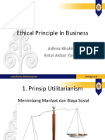 Presentasi PPT Ethical Principles in Business Chapter 2 (1)