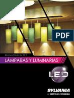 Lamparas y luminarias led