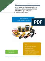 manual de medición e instrumentación eléctrica