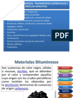 MATERIALES BITUMINOSOS