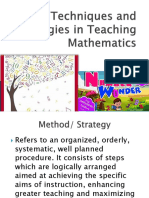 Techniques and Strategies in Teaching Mathematics.pptx