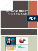 ESTIMATING MARKET SHARE AND SALES.pptx