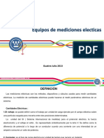 Equipos de Mediciónes Electicas