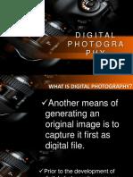 digital photography ppt