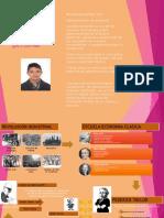 Infografia Teorias de Las Organizaciones