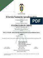 NORMA DE COMPETENCIA LABORAL SENA