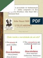 Ética Stuart Mill