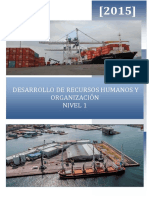Desarrollo de Recursos Humanos y Organizacion Nivel_1