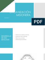 Organización Misionera
