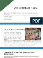 La Arquitectura y La Modernidad.pptx