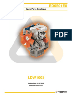 Manual de Partes LDW1003 (6B01E0)